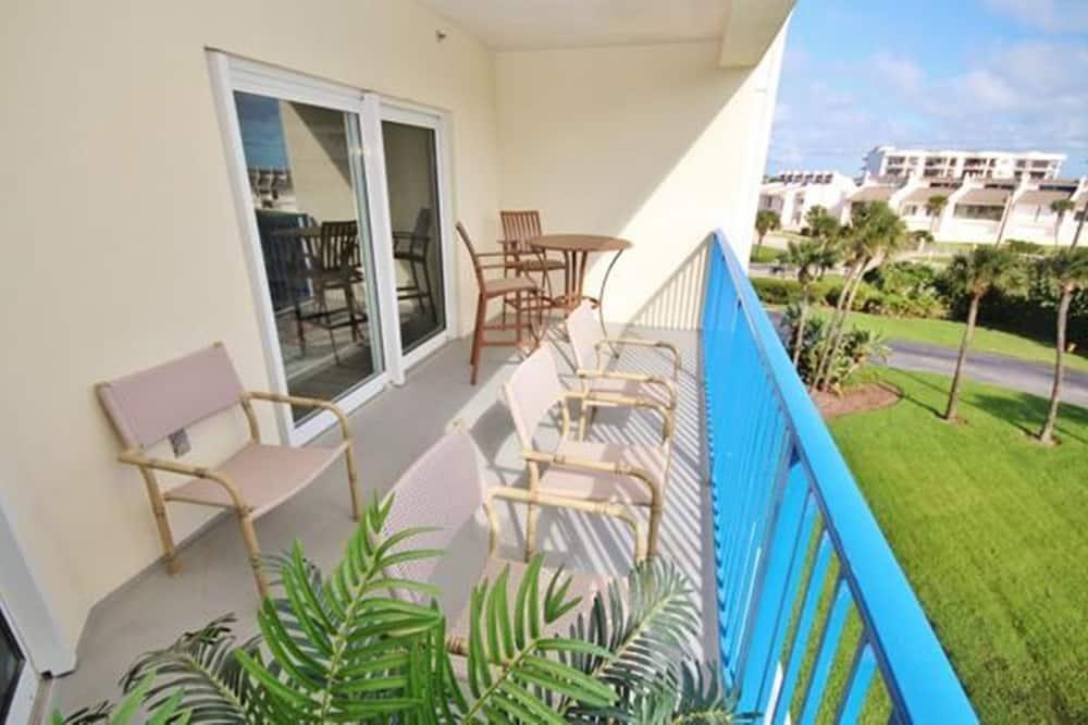 Appartement - Balkon