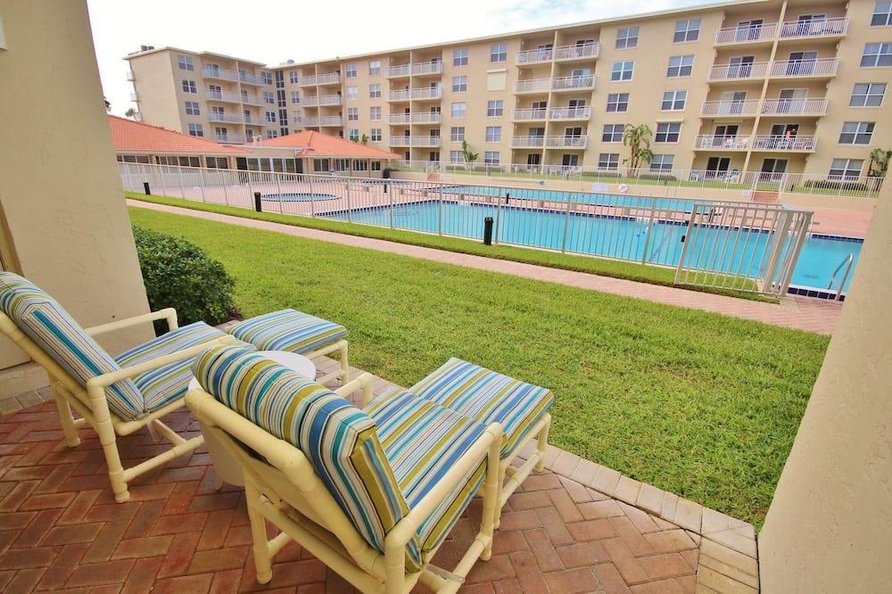 Apartmán - Vonkajší bazén