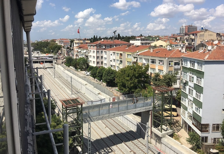 Guven Suit Otel, Istanbul, Balcon