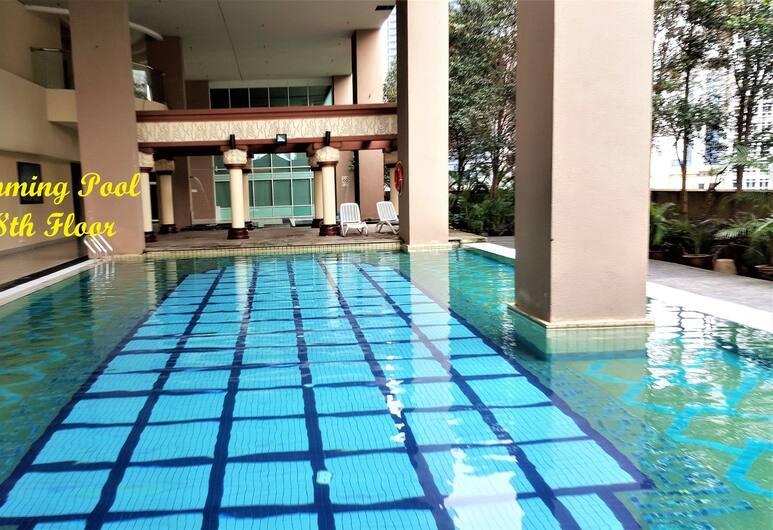 Maytower Hotel & Serviced Apartment, Kuala Lumpur, Kolam Renang Luar/Dalam Ruangan
