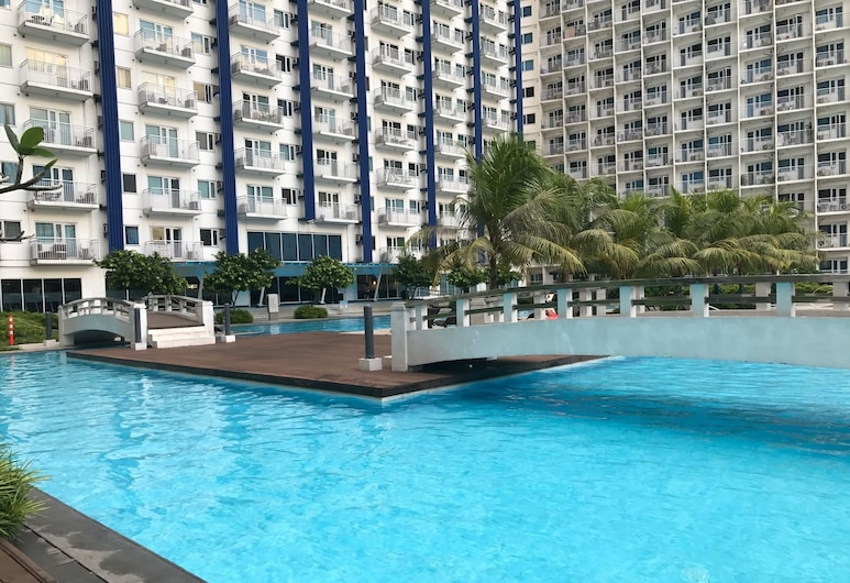SM Jazz Residence by Good Rent, Makati, Outdoor Pool