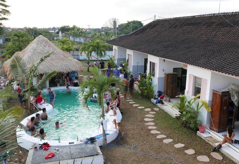 Clandestino - Hostel, Canggu, Utsikt fra luften