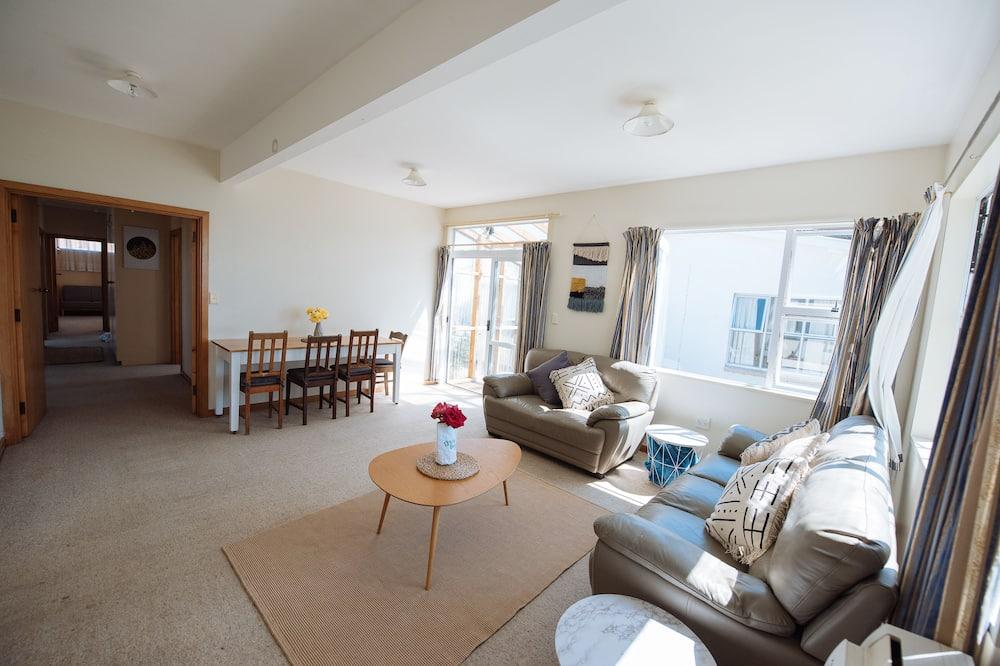 單棟房屋, 4 間臥室, 2 間浴室, 海景 - 客廳