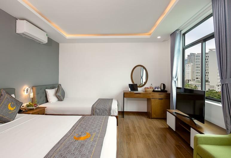 峴港哈納酒店, 峴港, 三人房, 客房景觀