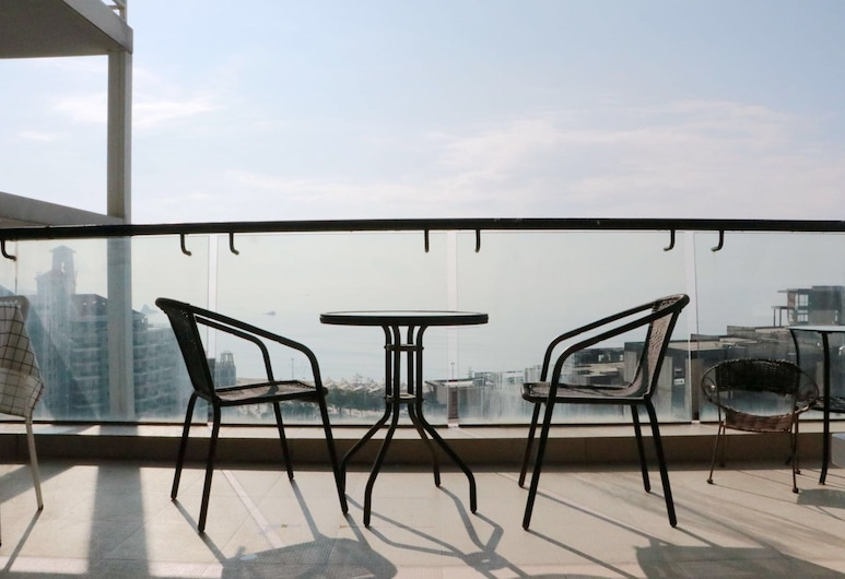 Da Mei Sha Fantastic Sea View Apartment, Shenzhen, One-Bedroom Apartment(Only to Mainland Chinese,Hong Kong,Macau and Taiwan), Balcony