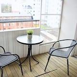 Appartamento familiare, 1 camera da letto, balcone - Balcone