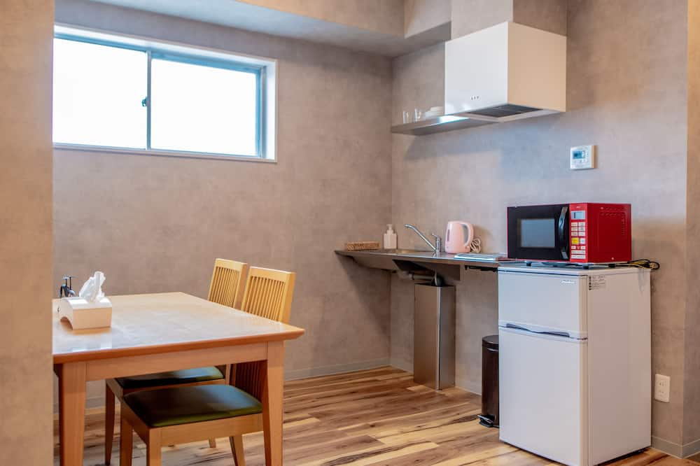 Quad Room 301 - In-Room Dining