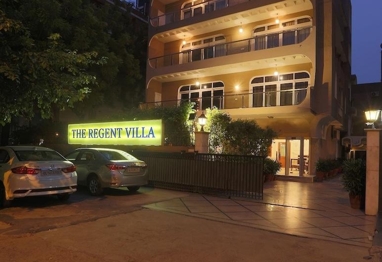 雷根特別墅精品酒店, 新德里