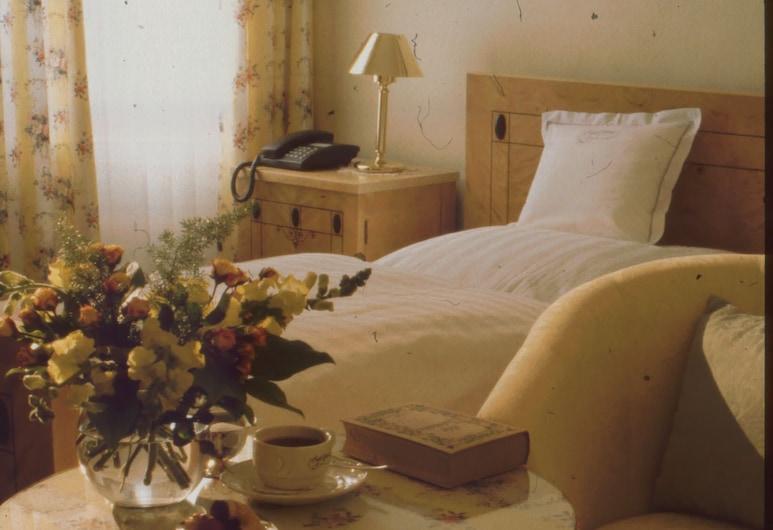 Unser kleines Hotel, Laubaha, Vienvietīgs numurs, koplietojuma vannasistaba, Viesu numurs