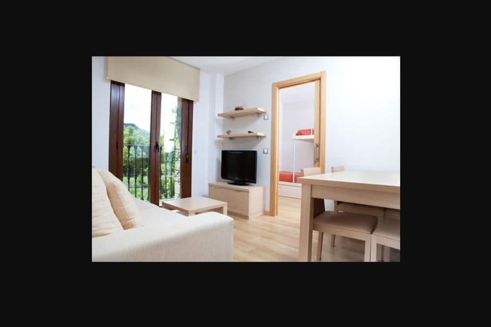 شقة - غرفة نوم واحدة (2 adultos) - منطقة المعيشة