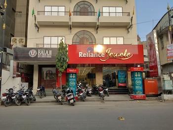A(z) Hotel Balaji International hotel fényképe itt: Varanasi