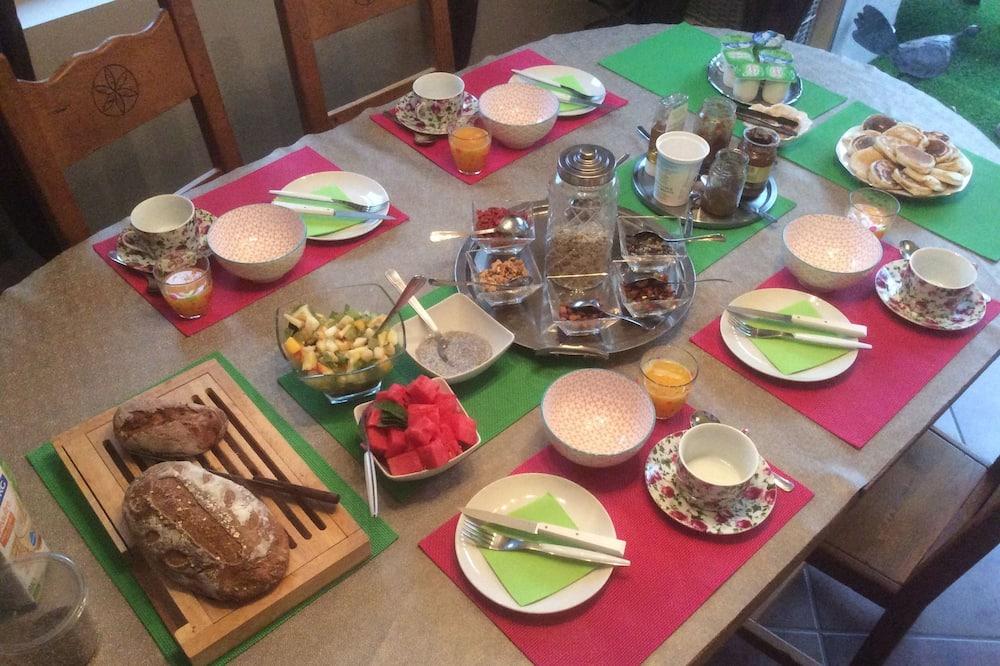 Γεύματα για οικογένειες