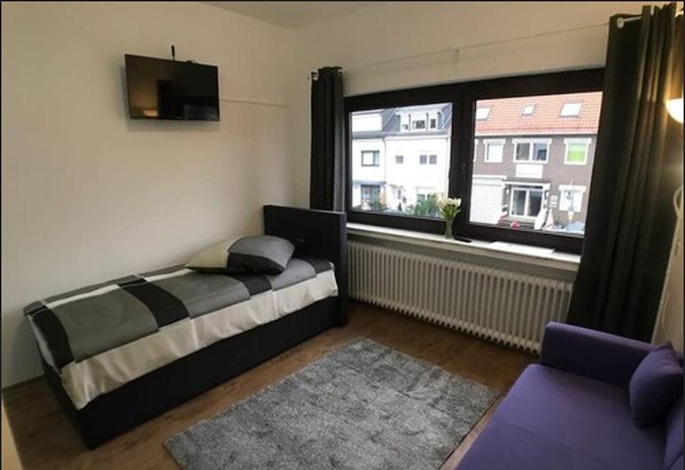 Living at Klassvilla -  Weserwehr No. 3, Bremen, Appartamento, Camera