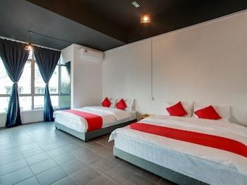 A(z) OYO 421 iHome Boutique Hotel hotel fényképe itt: Seri Kembangan