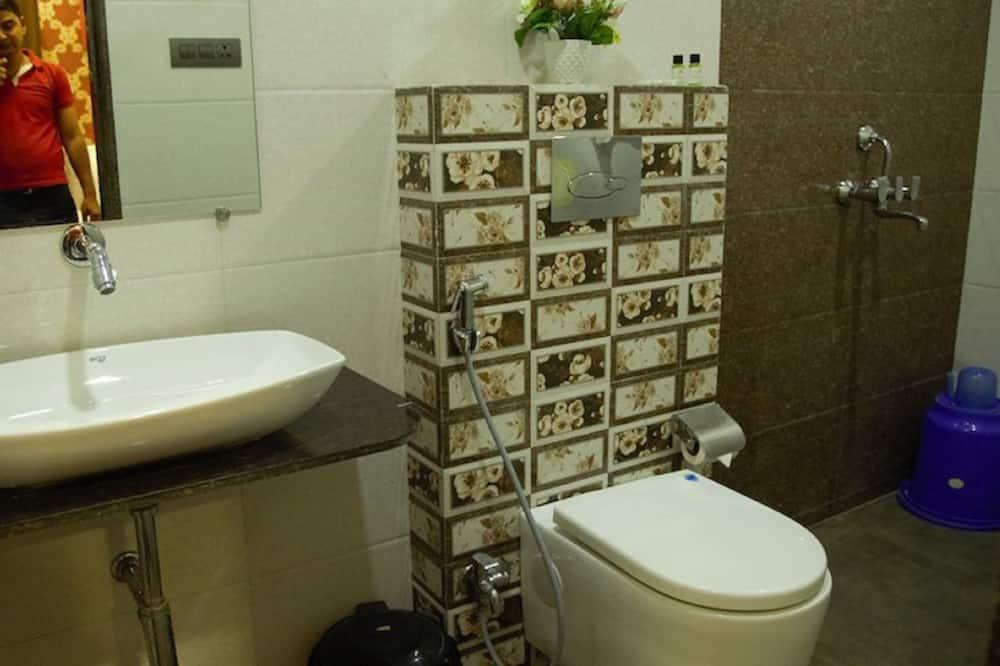 Apartmá typu Superior, dvojlůžko, nekuřácký - Koupelna