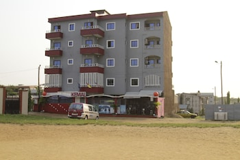Foto van Kemal Hotel in Douala