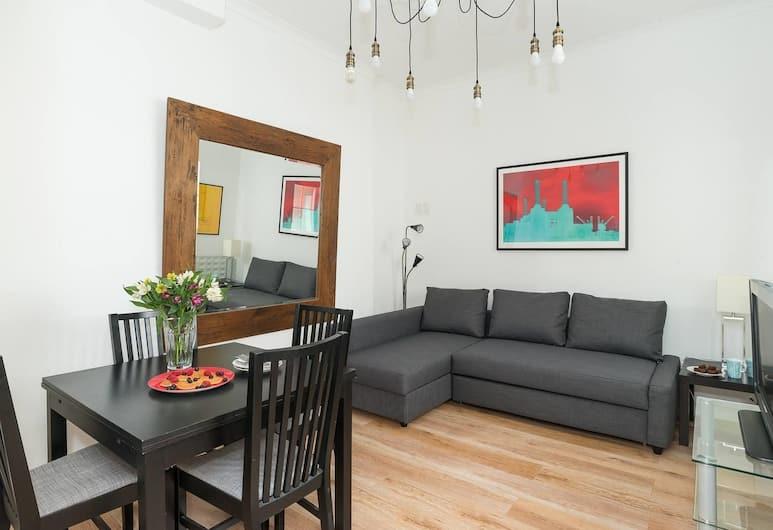 Lovely & Cosy 1BR flat in Paddington!, Londra, Apart Daire, Oturma Alanı
