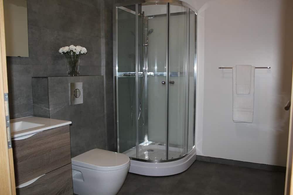 Dubbelrum eller tvåbäddsrum - privat badrum - Badrum