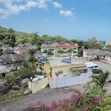 Apartemen Keluarga, 2 kamar tidur, non-smoking, pemandangan samudra - Balkon