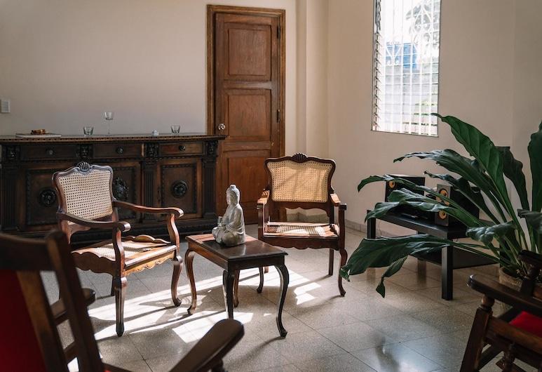 三陽台飯店, 哈瓦那, 大廳休息區