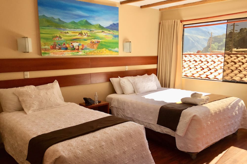 Superior Double or Twin Room, Valley View (Mountain and Ruin View) - Guest Room