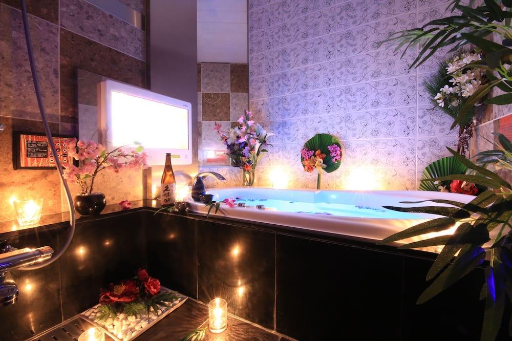 Pokoj typu Superior - Koupelna