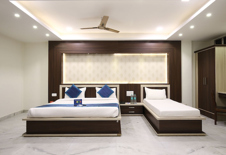 Hotel Sagun, Jaipur, Family Room, 1 Double Bed, Non Smoking, Balcony View