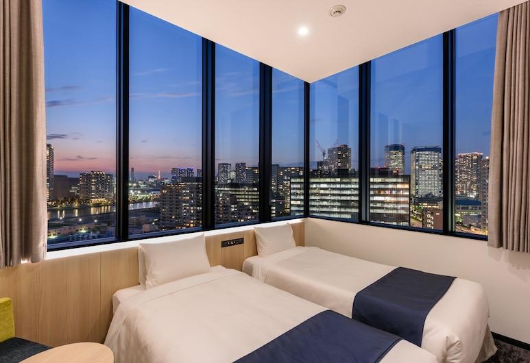 hotel MONday TOYOSU, Tokyo, Guest Room