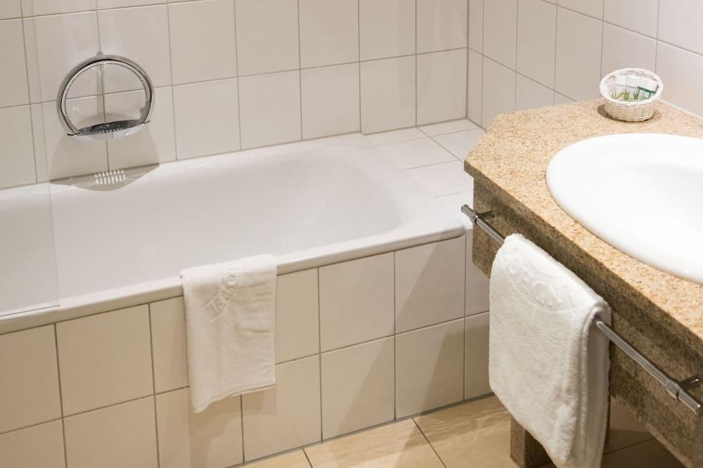 Одноместный бизнес-номер - Ванная комната