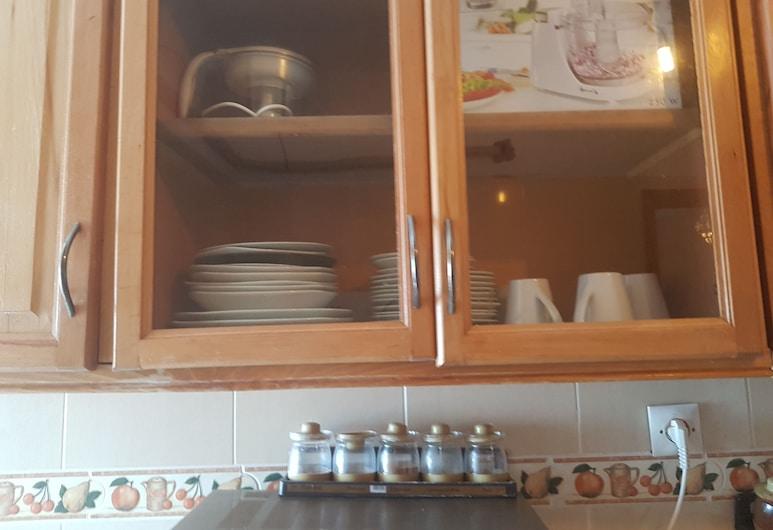 Appart Ghazali - In Martil, Martil, Apartmán, 2 spálne, Súkromná kuchyňa