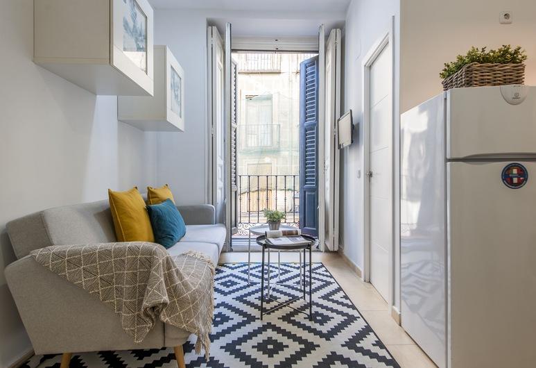 Apartamento Madrid de los Austrias I, Madrid, Apartment, 1 Bedroom, Living Area