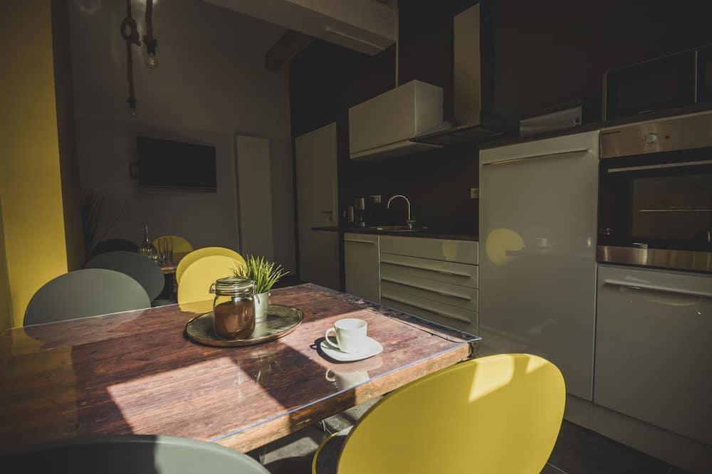 Dzīvokļnumurs, trīs guļamistabas (The Times) - Numura ēdamzona
