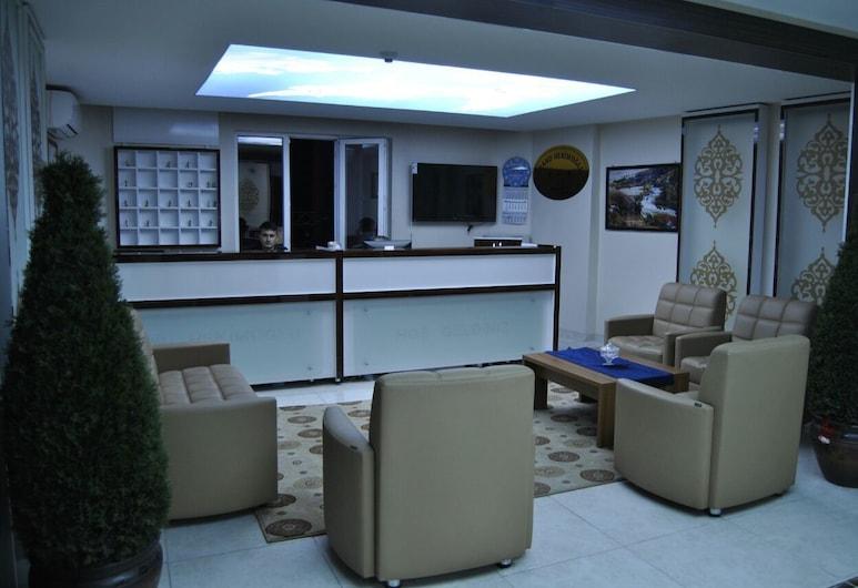 Grand Hekimoglu, Karakoçan, Lobby