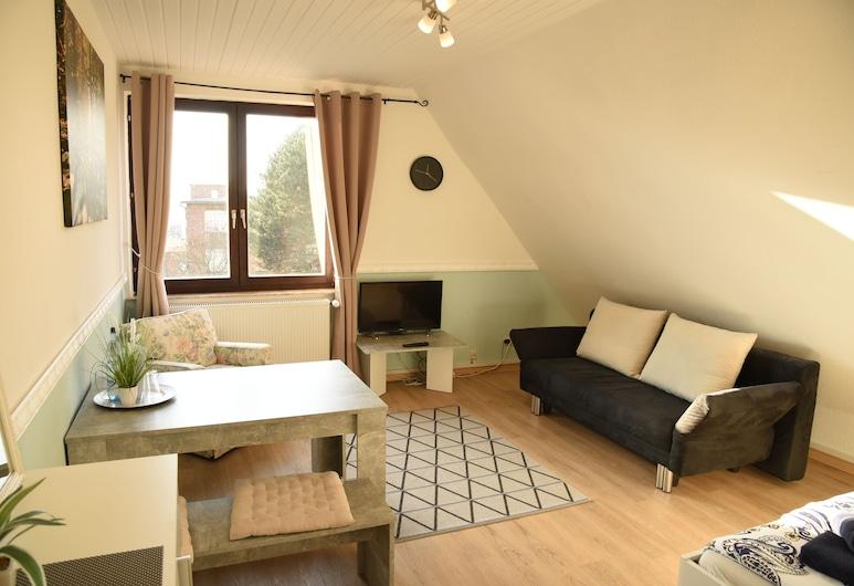 Gästeliesel Göttingen, Gotinga, Habitación cuádruple (Gauss), Habitación