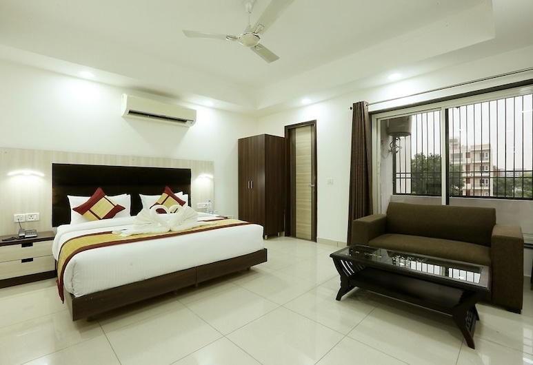 Green Lotus Residency, New Delhi, Executive Room, Guest Room View
