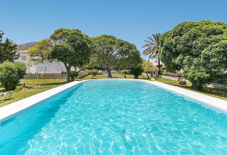 Apartamentos Rosmare, Alcudia, Pool