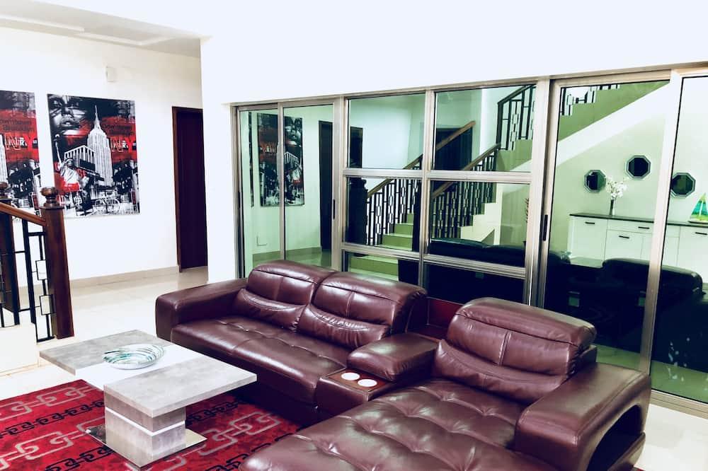 Vila typu Comfort, 4 spálne - Obývačka