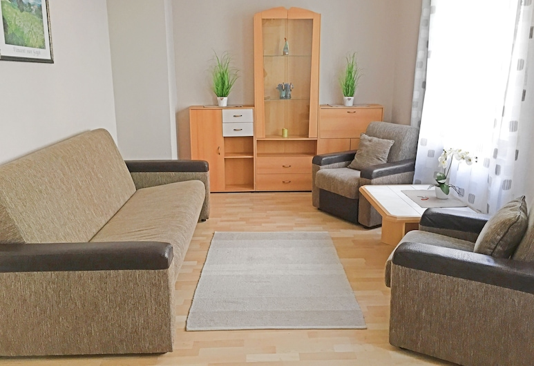 Augusta Apartments, Baden-Baden, Apartmán, 2 spálne, Obývačka