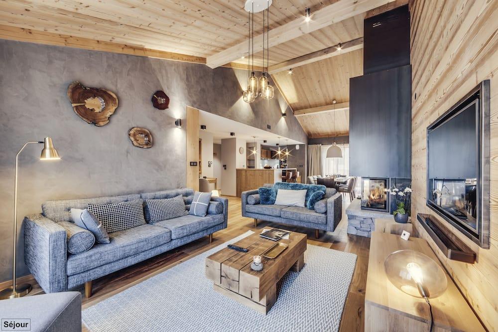 Διαμέρισμα (Snega (3ème étage) - Καθιστικό