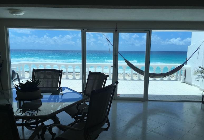 B&B Villas del Mar, Cancun, Reggeliző helyiség