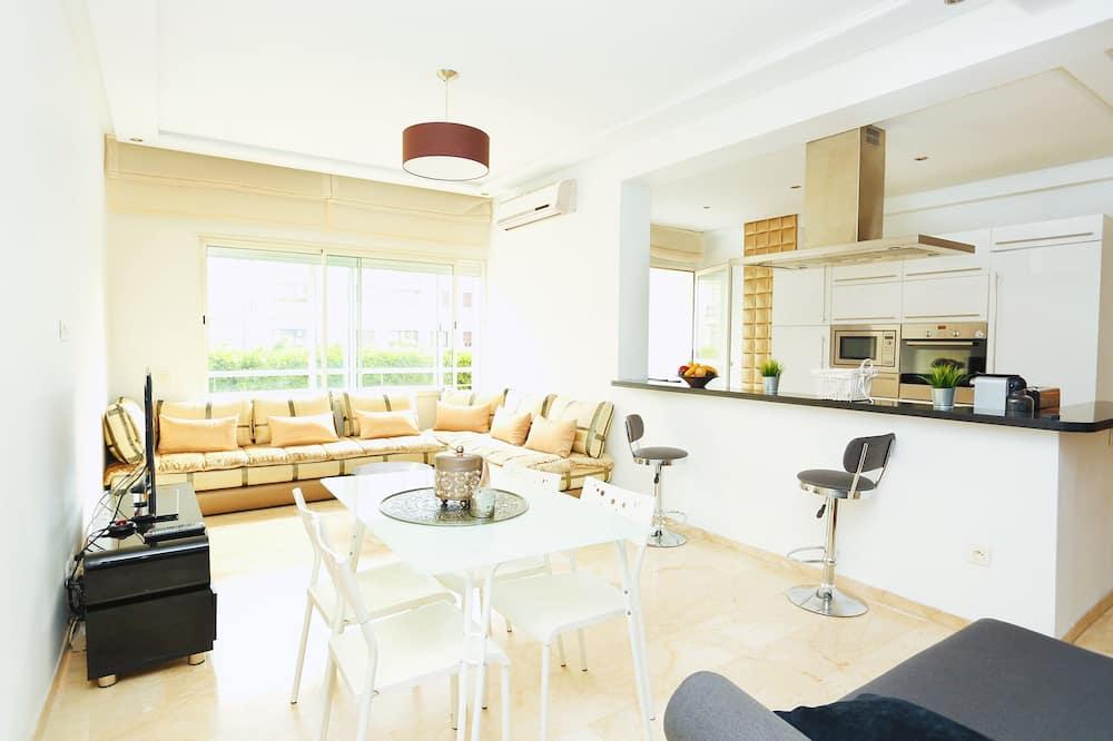Apartament typu Comfort, dla niepalących - Powierzchnia mieszkalna