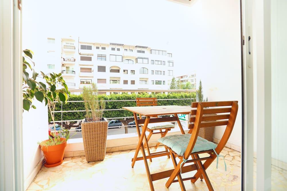 Apartament typu Comfort, dla niepalących - Taras/patio