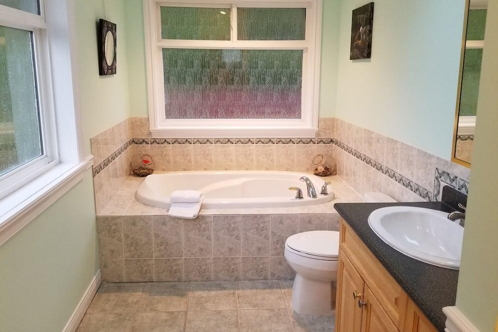 Будинок «Делюкс», 1 ліжко «квін-сайз», для некурців - Ванна кімната