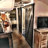 Tin Town This is 1974 Airstream has Been Rehabbed From top to Bottom!