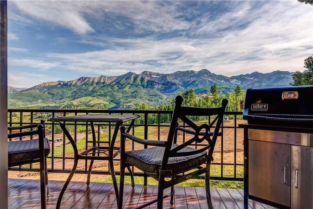 Casa, várias camas (Aspen Ridge 24) - Varanda