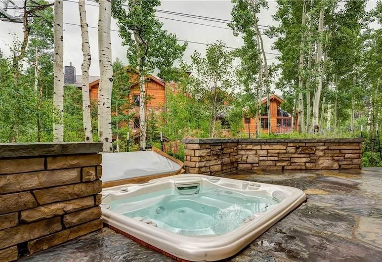 Aspen Ridge 1, Telluride, Dom, Wiele łóżek (Aspen Ridge 1), Wanna spa na zewnątrz