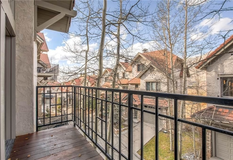 Aspen Ridge 31, Telluride, Dom, Wiele łóżek (Aspen Ridge 31), Balkon