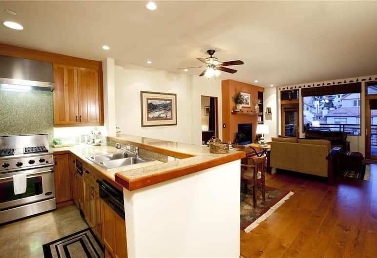 Granita 301, Telluride, Prywatna kuchnia