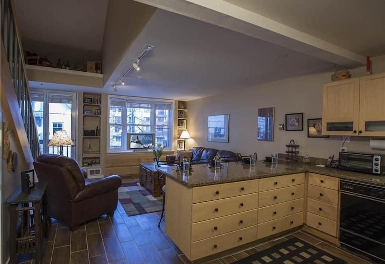 Columbia Place 9, Telluride, Mieszkanie, Wiele łóżek (Columbia Place 9), Powierzchnia mieszkalna