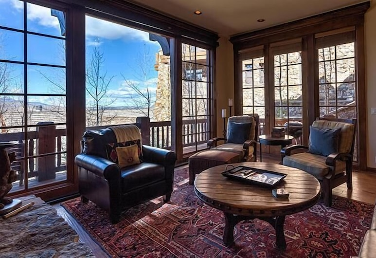See Forever Cabin 109 - Irresistible Condo in Mountain Village, Telluride, Condo, Multiple Beds (See Forever Cabin 109 - Irresistible ), Living Area